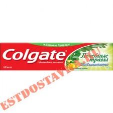 "Зубная паста ""Colgate"" Лечебные Травы отбеливающий 100мл"