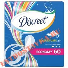 """Прокладки """"Discreet"""" air deo водная лилия 60шт"""