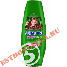 """Бальзам """"Schauma"""" для волос Push-Up Объем 200мл"""