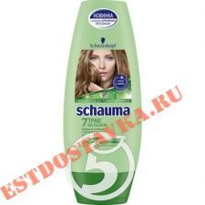 """Бальзам для волос """"Schauma"""" 7 трав 200мл"""