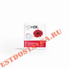 "Прокладки ""Kotex"" Ultra Normal 10шт"