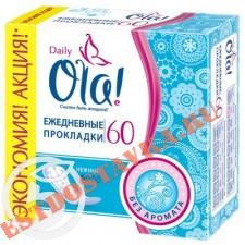 """Прокладки """"Ola!"""" Daily ежедневные 60шт"""