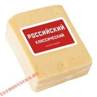 Продукт сырный Российский классический 100г