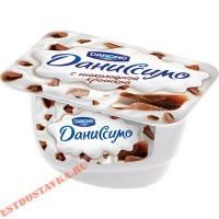 """Продукт творожный """"Danone"""" Даниссимо Браво с шоколадом 6,7% 130г"""
