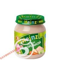"""Пюре """"Heinz"""" Овощи С Форелькой детское 120г"""