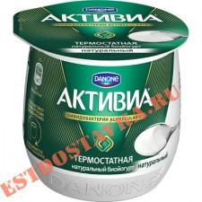 """Биойогурт """"Активиа"""" термостатный 3,5% 170г"""
