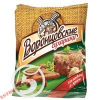 """Сухарики """"Воронцовские"""" Холодец И Хрен ржано-пшеничные 40г"""