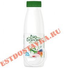 """Биойогурт """"Био Баланс"""" питьевой с малиной, черникой, клюквой, морошкой 1,5% 330г"""