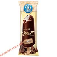 "Мороженое Nestle ""48 Копеек"" эскимо пломбир в глазури 23% 102мл"