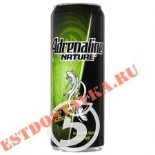 """Напиток """"Adrenalin""""e Nature энергетический 0,5л"""