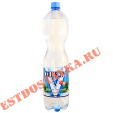 """Вода """"Сенежская"""" питьевая минеральная газированная 1.5л"""