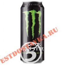 """Напиток """"Black Monster"""" тонизирующий газированный 0,5л"""