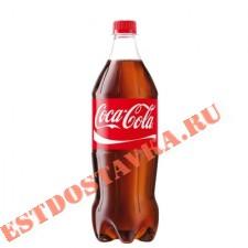"""Напиток """"Coca-Cola"""" газированный Пэт 1.0л"""