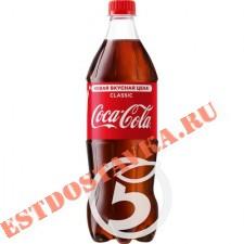 """Напиток """"Coca-Cola"""" сильногазированный 0,9л"""