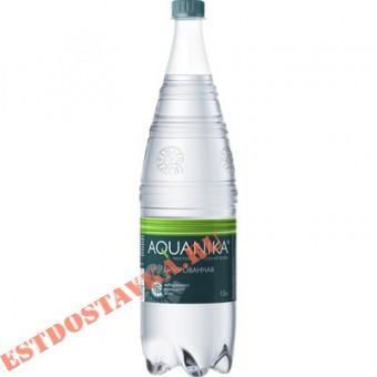 """Купить Вода """"Aquanika"""" питьевая природная столовая газированная 1,5л"""