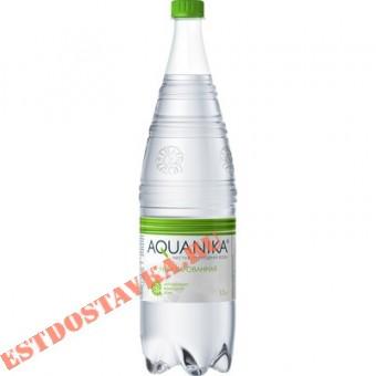 """Купить Вода """"Aquanika"""" питьевая природная столовая негазированная 1,5л"""