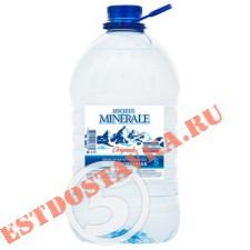 """Вода """"Societe Minerale"""" артезианская питьевая негазированная 5л"""