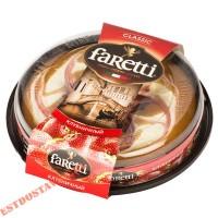 """Торт """"Faretti"""" клубничный 400г"""