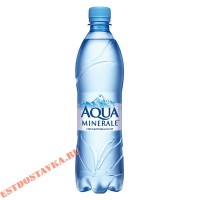 """Вода """"Aqua Minerale"""" 0.6л"""