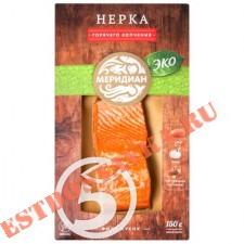 "Нерка ""Меридиан"" филе-кусок г/к 150г"
