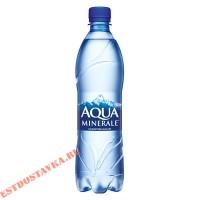 """Вода """"Aqua Minerale"""" питьевая газированная 0,6л"""