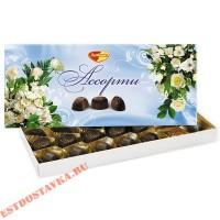 """Набор конфет """"Рот Фронт"""" шоколадных Ассорти 220г"""