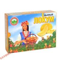"""Лукум """"Полезная Вкуснятина"""" Дынный 160г"""