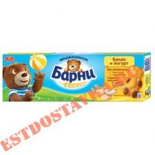"""Пирожное """"Медвежонок Барни"""" бисквитное с бананово-йогуртовой начинкой 150г"""
