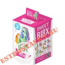 """Мармелад """"Sweet Box"""" жевательный с натуральным соком+подарок 10г"""