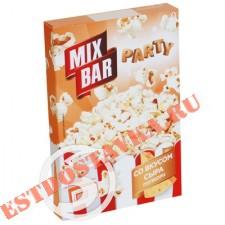 """Попкорн """"Mixbar"""" для печей Свч сырный вкус 85г"""
