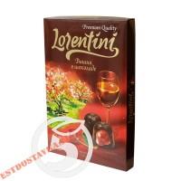 """Конфеты """"Lorentini"""" Ассорти Вишня в шоколаде 150г"""