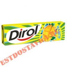 "Жевательная резинка ""Dirol"" Манго без сахара 13,6г"
