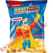 Палочки Хрустмен кукурузные сладкие 140г