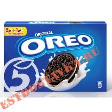 """Печенье """"Oreo"""" с какао начинкой с ванильным вкусом 228г"""