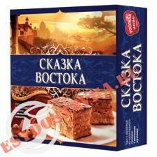 """Торт """"Русская Нива"""" Сказка Востока песочный 560г"""