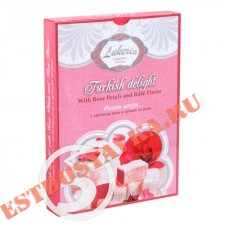 """Рахат-лукум """"Lukeria"""" с лепестками и ароматом розы 250г"""
