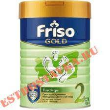 """Молочная смесь """"Friso"""" Gold 2 с пребиотиками для детей с 6 до 12 месяцев 400г"""