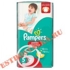 """Подгузники-трусики """"Pampers"""" Junior (12- 18кг) 48 штук"""