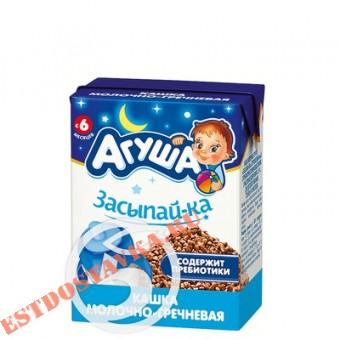 """Купить Каша """"Агуша"""" гречневая молочная 2,5 200мл"""