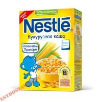 """Каша """"Nestle"""" кукурузная безмолочная, без сахара 200г"""