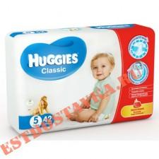 """Подгузники """"Huggies"""" Classic детские (11- 25кг) 42шт"""