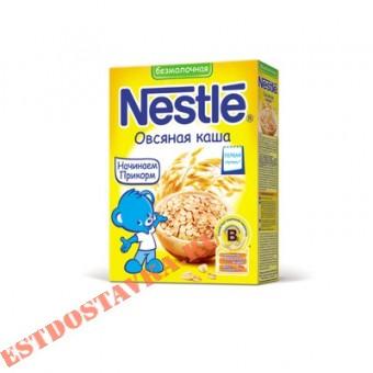 """Купить Каша """"Nestle"""" Овсяная сухая безмолочная 200г"""