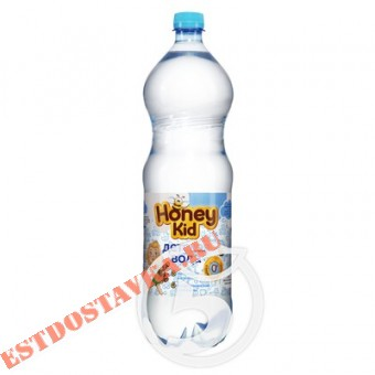 """Купить Вода """"Honey Kid"""" питьевая Черноголовская негазированная для детей 1,5л"""