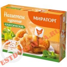 """Наггетсы """"Мираторг"""" куриные классические 300г"""