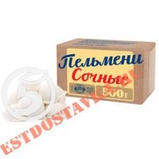 """Пельмени """"Папа Может"""" Сочные 500г"""
